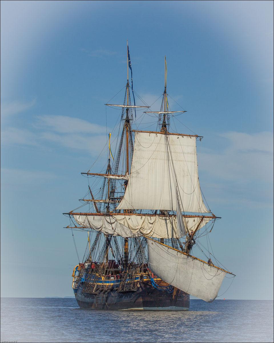Spanska skepp for nara gibraltar