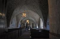 raadakyrka-interior