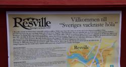 resville-skylt