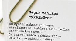 cykelböterlop